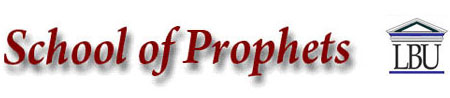 School of Prophets Logo